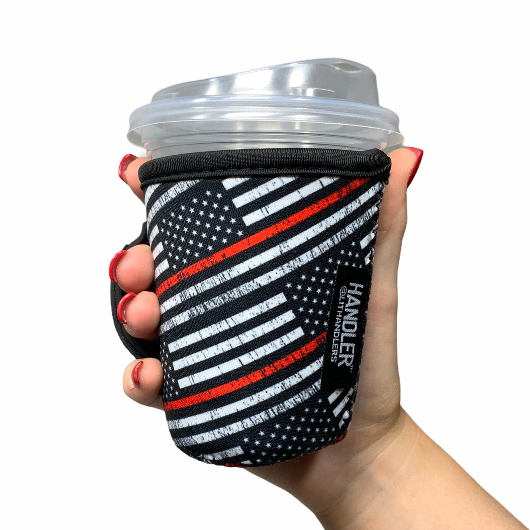 Red Line 12oz Small/Tall Coffee Handler™