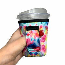 Load image into Gallery viewer, Tie Dye 12oz Small/Tall Coffee Handler