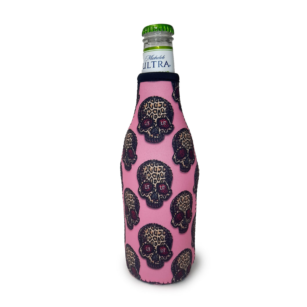 Leopard Sugars Bottleneck Cooler