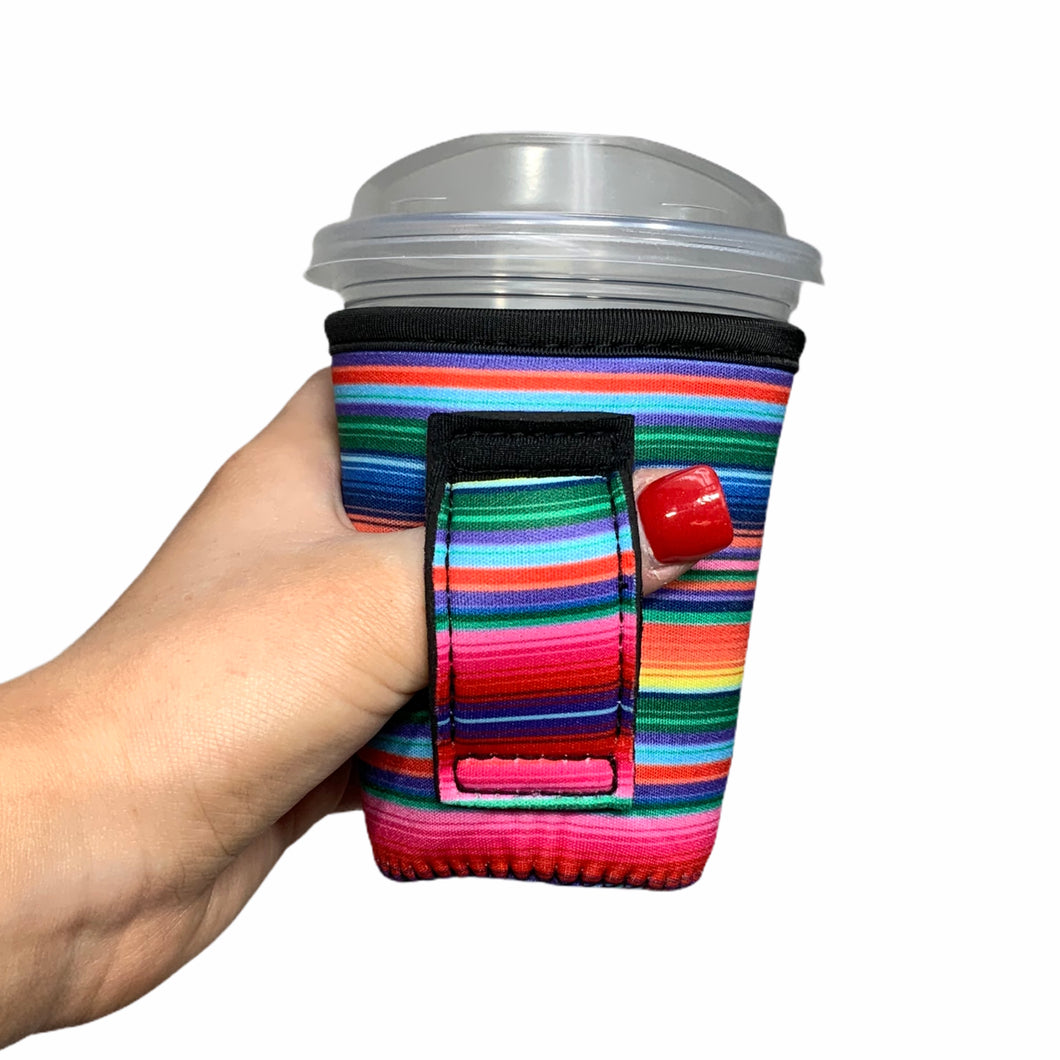 Serape 12oz Small/Tall Coffee Handler