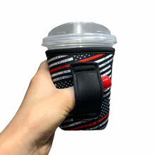 Load image into Gallery viewer, Red Line 12oz Small/Tall Coffee Handler™