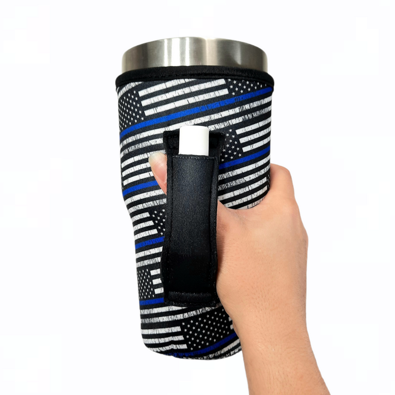 Back The Blue 30-40oz Tumbler Handler™