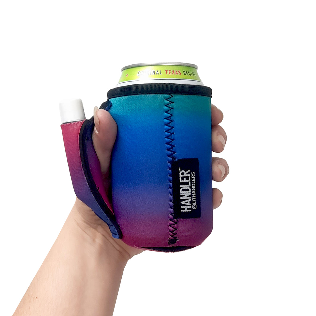 Pink Ombre 12oz Regular Can Handler™