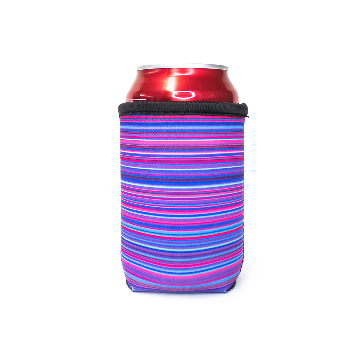 Purple Serape 12oz Stubby Can Cooler