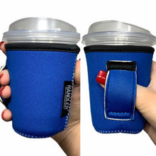 Load image into Gallery viewer, Solid Color 12oz Small/Tall Coffee Handler
