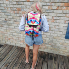 Load image into Gallery viewer, Tie Dye Backpack
