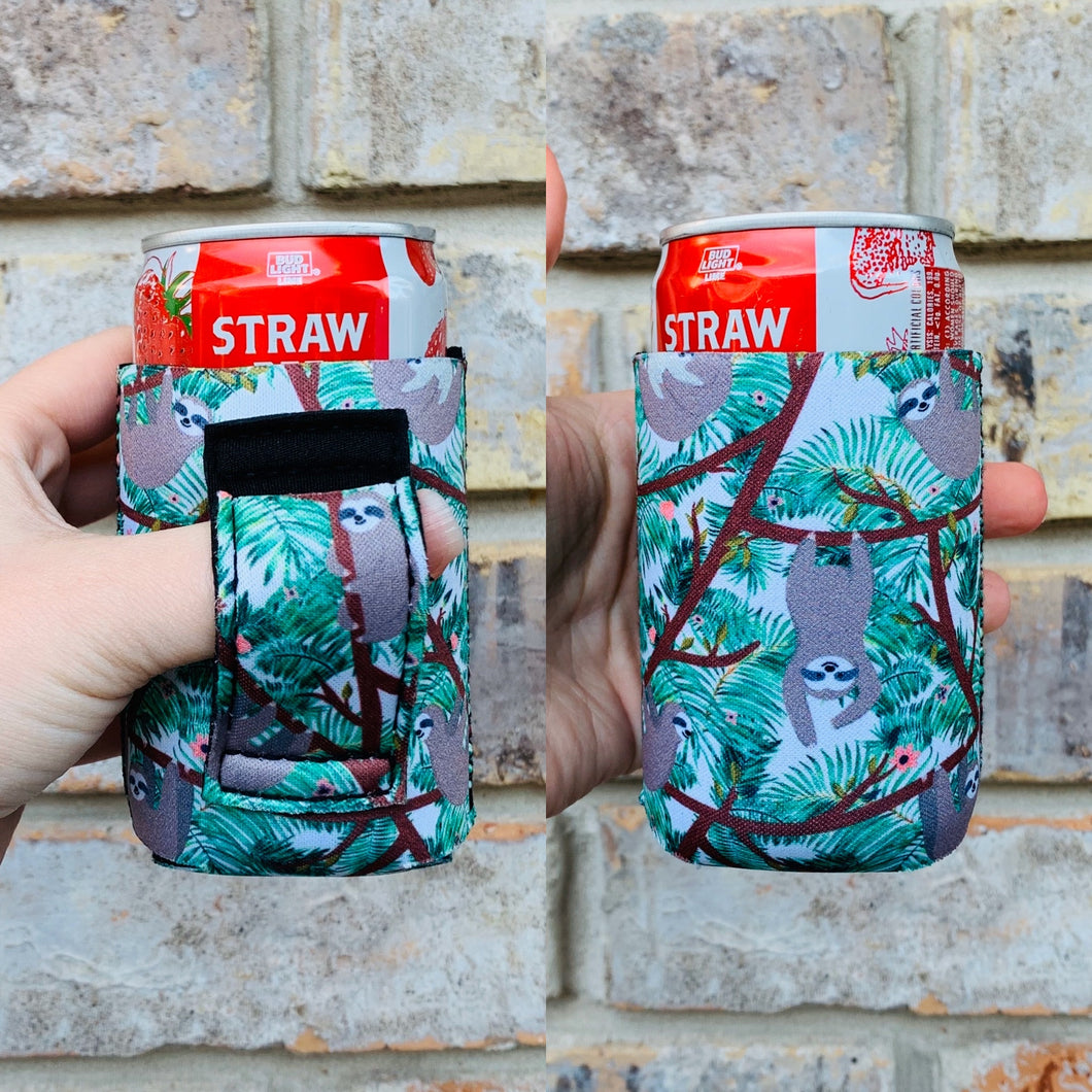 Sloths 8oz Mini Can Pocket Handler™ - Limited Edition*