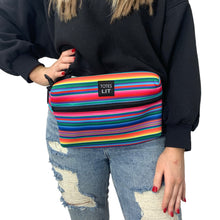 Load image into Gallery viewer, Serape Fanny Packin' Tote