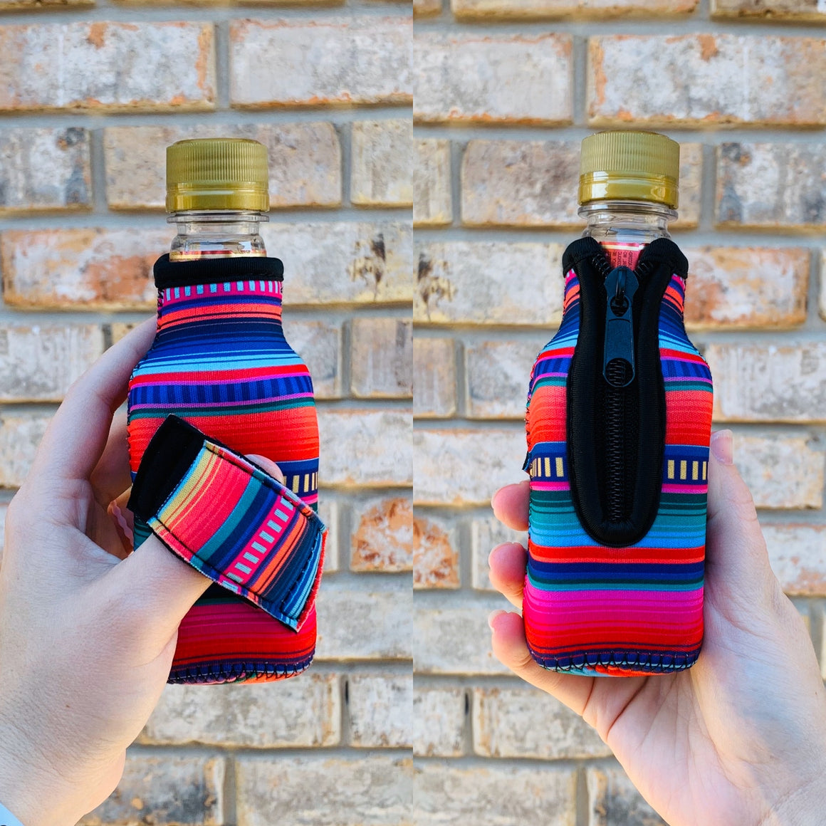Serape Mini Bottleneck Handler