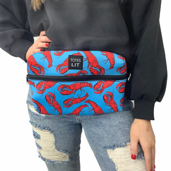 That Fish Be Cray Fanny Packin' Tote - Limited Edition*