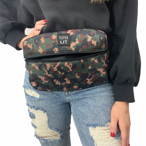 Camo Fanny Packin' Tote