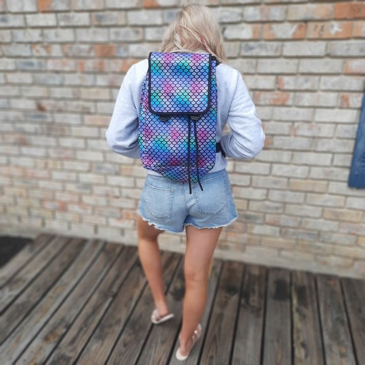 Sirens Tail Backpack