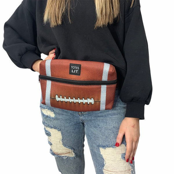 Football Fanny Packin' Tote