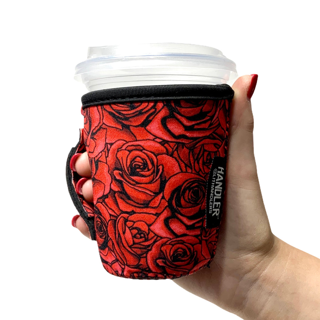 Roses 12oz Small/Tall Coffee Handler