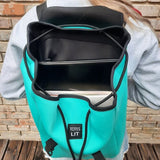Sea Foam Green Backpack