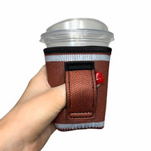 Load image into Gallery viewer, Football 12oz Small/Tall Coffee Handler
