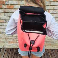 Load image into Gallery viewer, Neon Pink Backpack