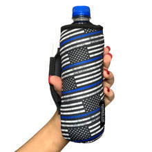 Load image into Gallery viewer, Back The Blue Water Bottle Handler™