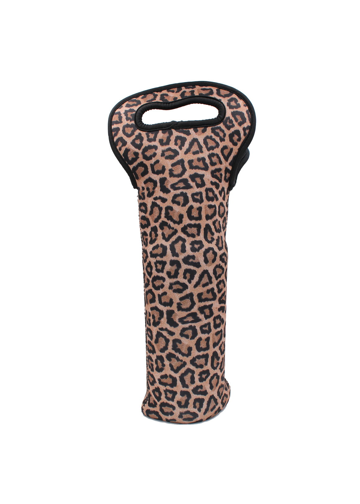 Leopard Bottle Tote