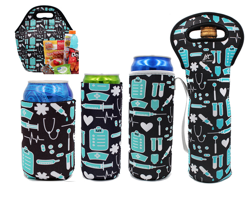 Nurse Bottle Tote