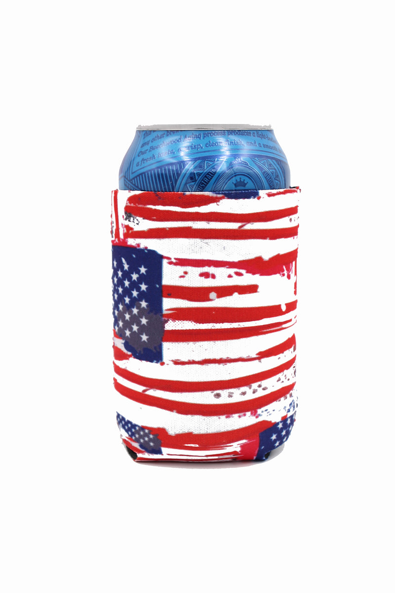 Old Glory 12oz Regular Can Cooler - Limited Edition*