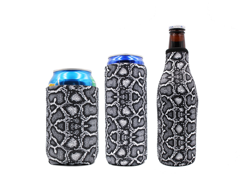 Snakeskin Can Cooler