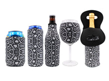 Load image into Gallery viewer, Snakeskin Bottle Tote