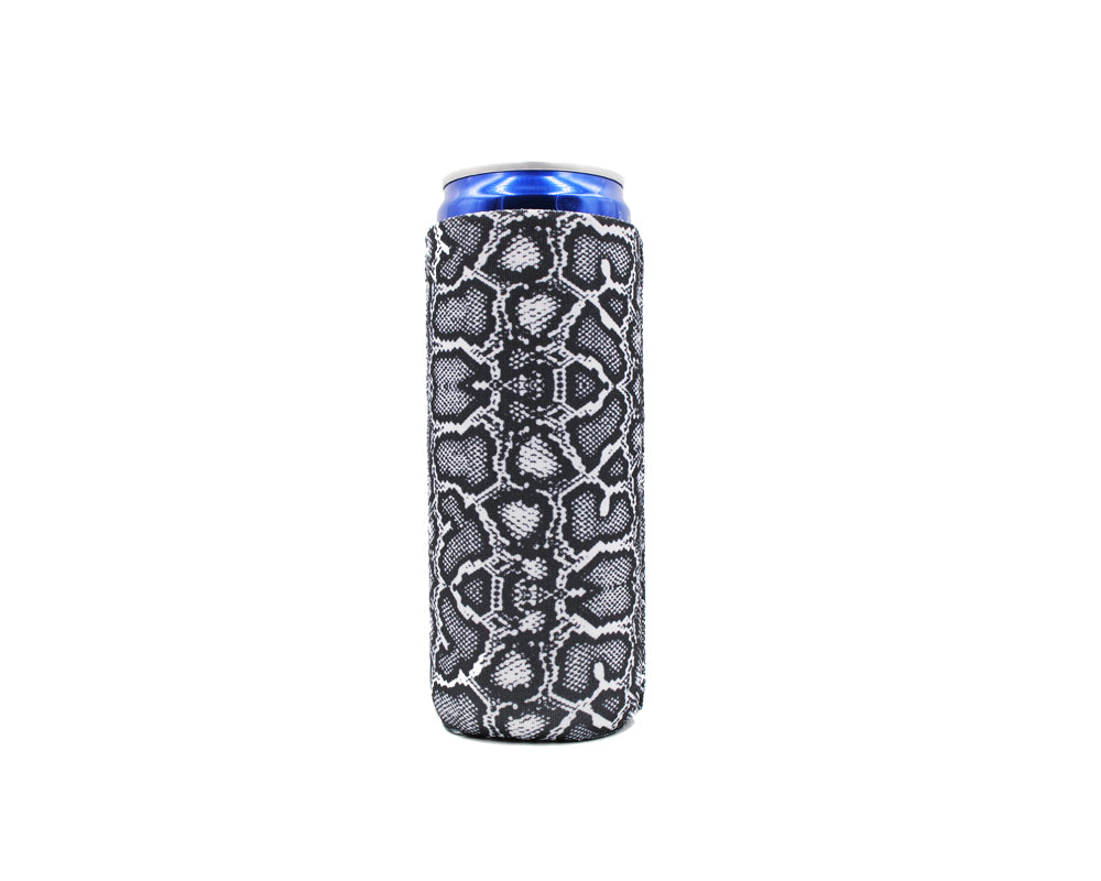 Snakeskin 12 OZ Slim can cooler