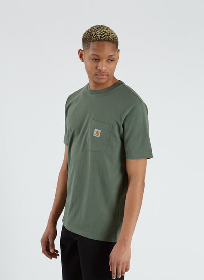 S/S Pocket T-shirt - Adventure