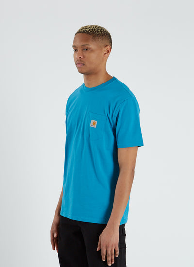S/S Pocket T-shirt - Pizol