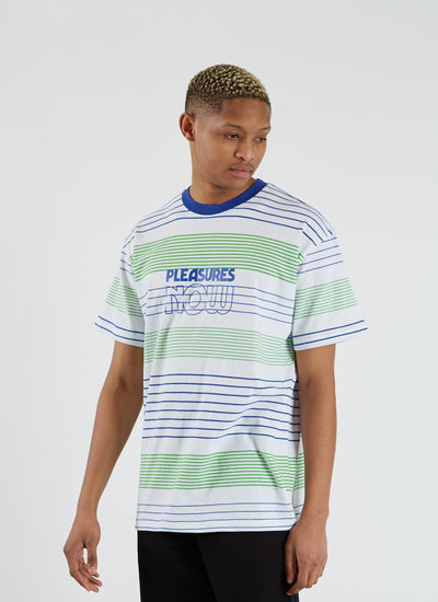 Feedback Striped T-shirt - White