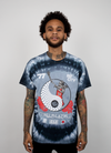 Trillblazin Red Head T-shirt - Tie Dye