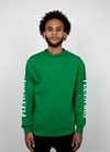 Mark of the Beast Longsleeve T-shirt - Kelly Green