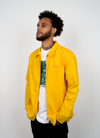 Garage Shirt Jacket - Gold
