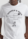 Runner's High T-Shirt - White