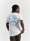 Peace Logo T-Shirt - White