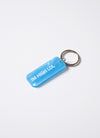 I'm High Lol Keytag - Elron Blue
