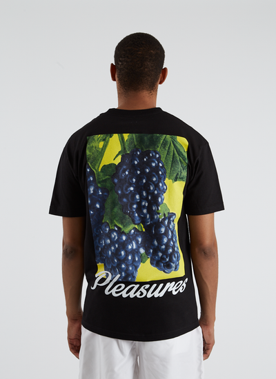 Berries T-shirt - Black
