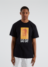 Sad Day T-shirt - Black