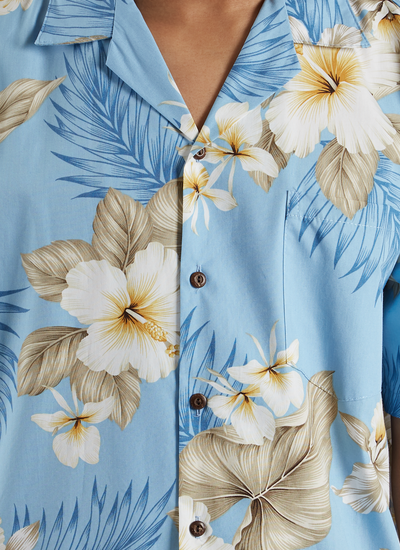 Paloma Shirt - Blue
