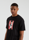 Pleasures x Patrick Nagel Arrested T-shirt - Black