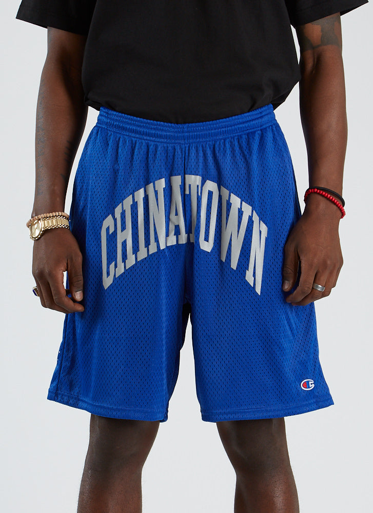 Shooter Mesh Shorts - Royal