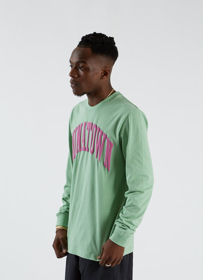 Arc T-shirt L/S - Green