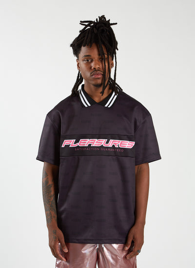 Satisfaction Jersey - Black