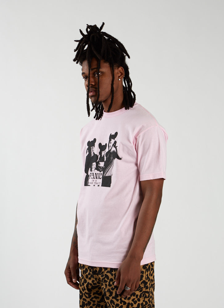 Human Trait T-shirt - Pink