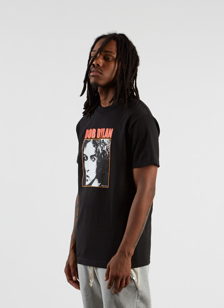 Pleasures x Bob Dylan Home T-shirt - Black