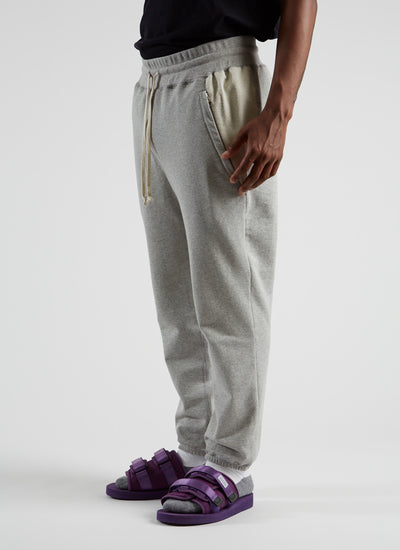 Slim Sweats - Heather Grey