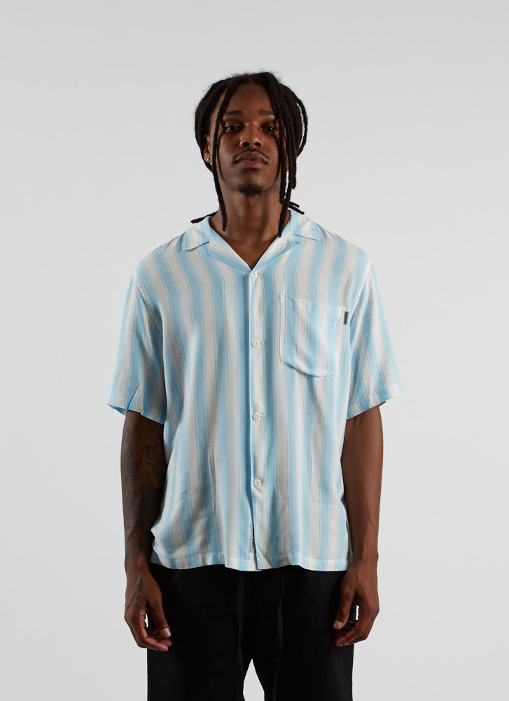 Esper Short Sleeve Shirt - Capri Wax