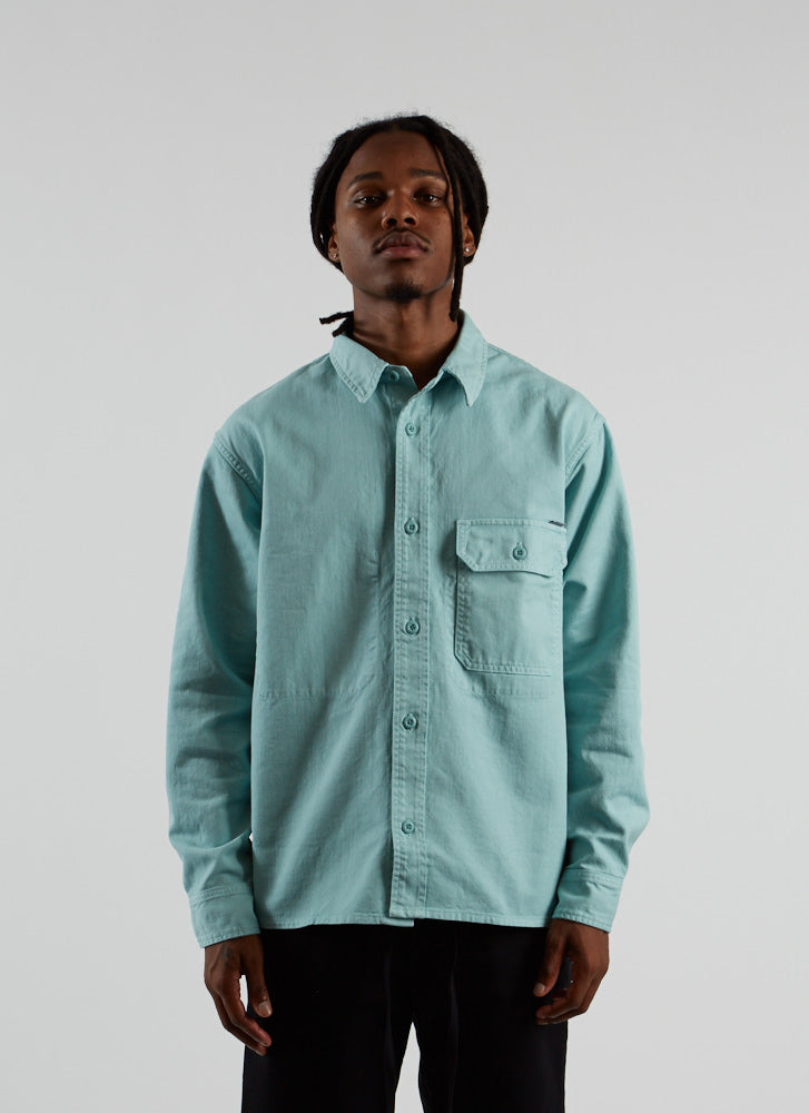 Reno Shirt - Soft Aloe
