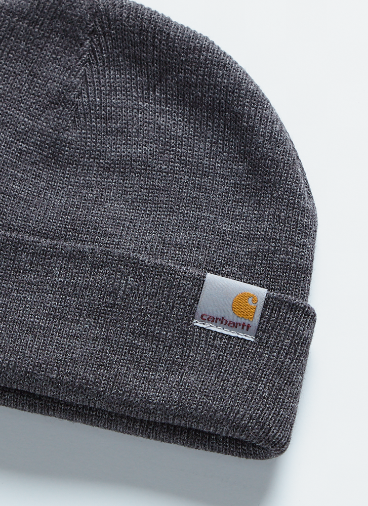 Stratus Hat Low - Dark Grey Heather